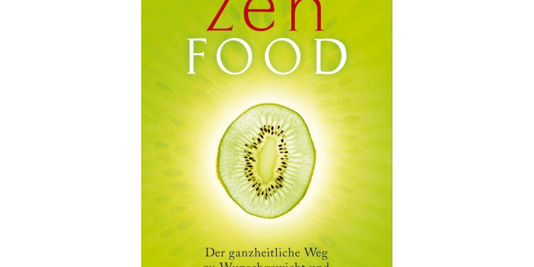AL Cover Zen Food Martin + Philippa Faulks Abnehmen durch ZEn