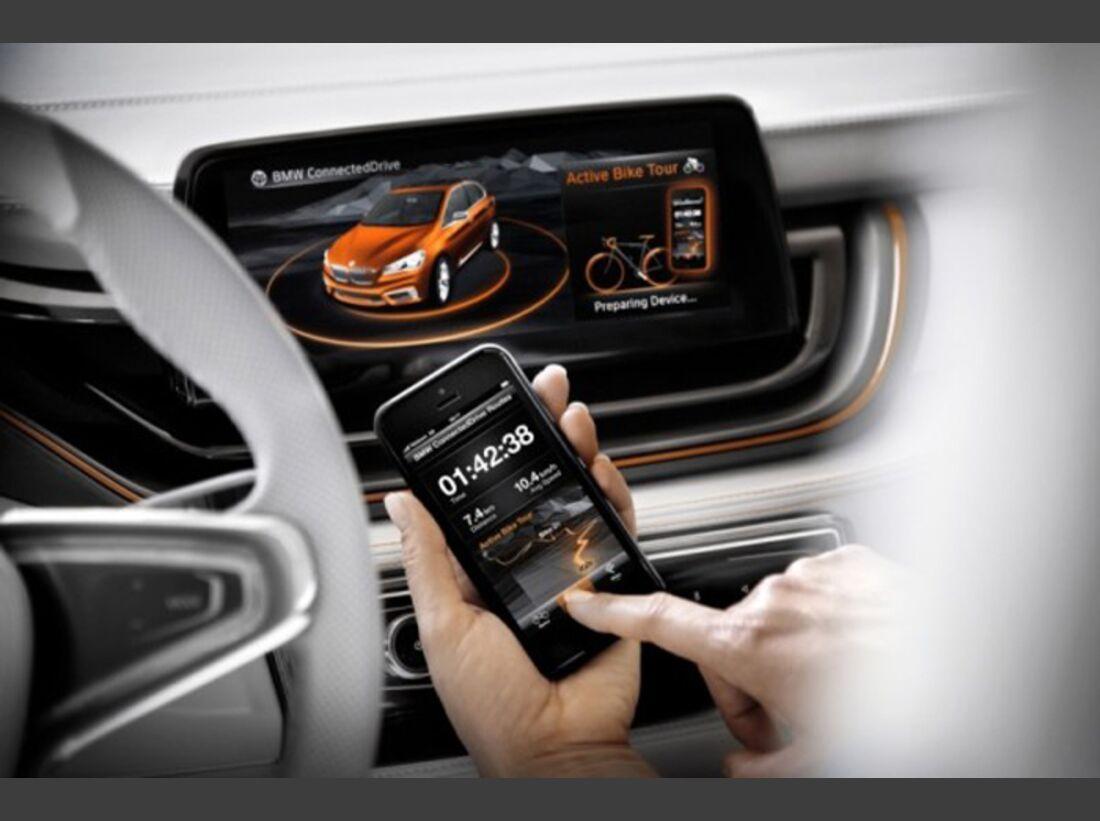 BMW Concept Active Tourer Outdoor - Bilder 14