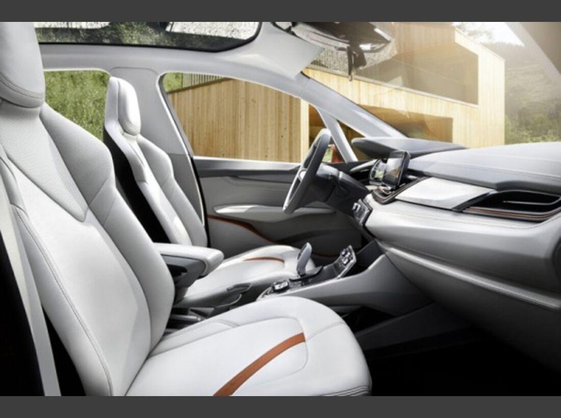 BMW Concept Active Tourer Outdoor - Bilder 16