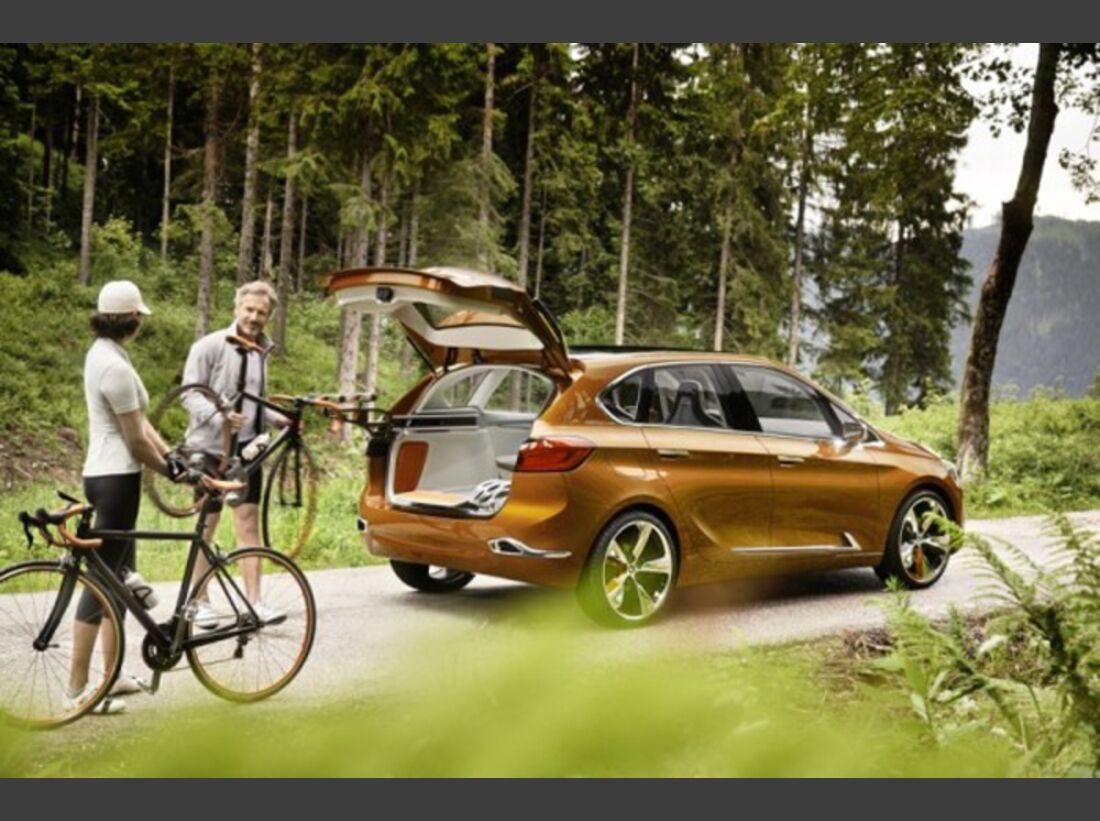 BMW Concept Active Tourer Outdoor - Bilder 21