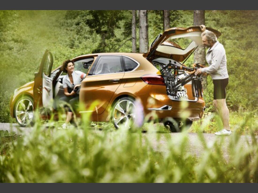 BMW Concept Active Tourer Outdoor - Bilder 23