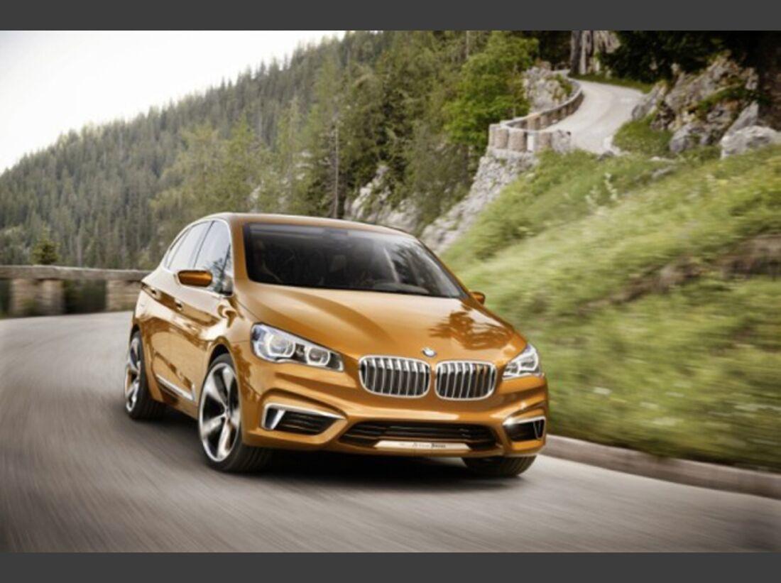 BMW Concept Active Tourer Outdoor - Bilder 25
