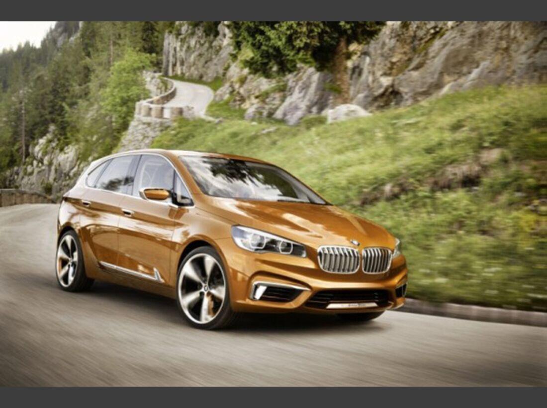 BMW Concept Active Tourer Outdoor - Bilder 26