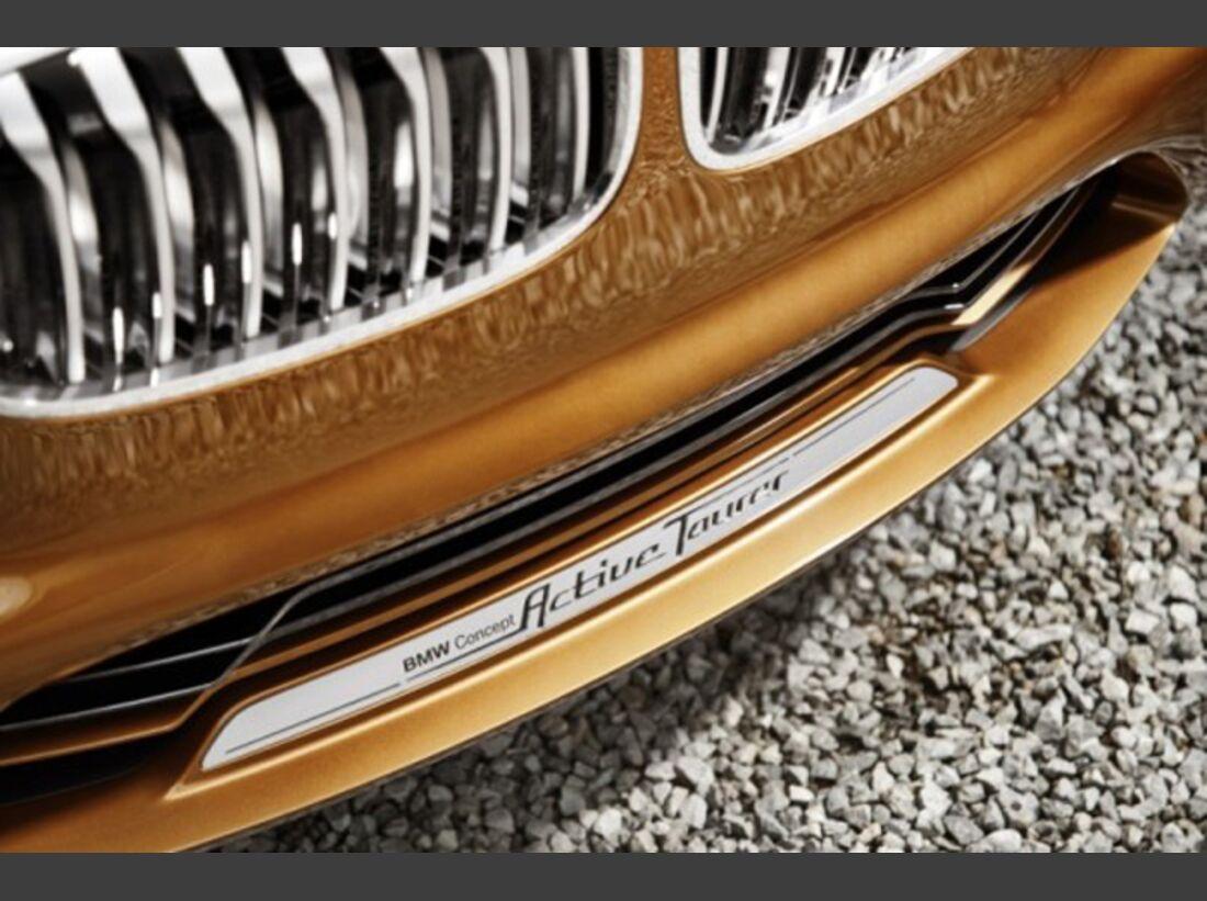 BMW Concept Active Tourer Outdoor - Bilder 8