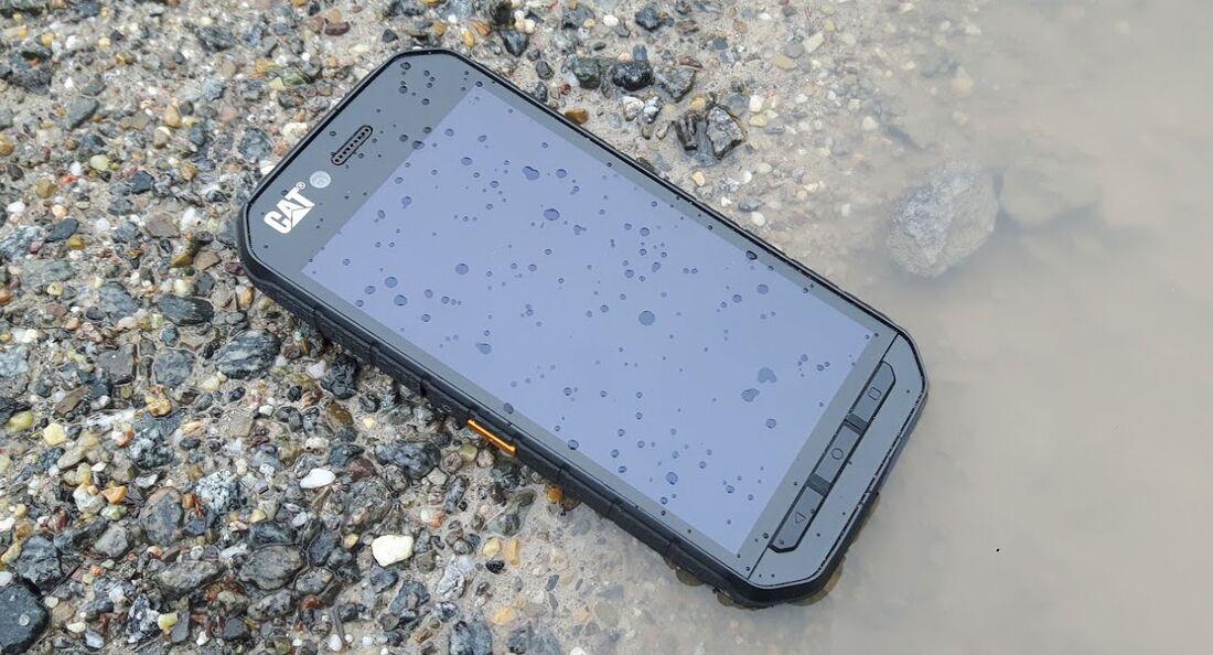 CAT S41 Smartphone Test