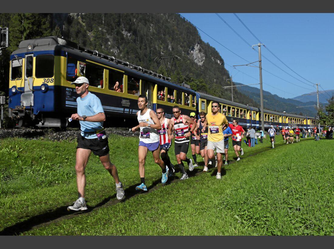 Die schönsten Bilder vom Jungfrau Marathon 2012 10