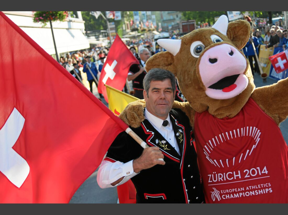 Die schönsten Bilder vom Jungfrau Marathon 2012 11