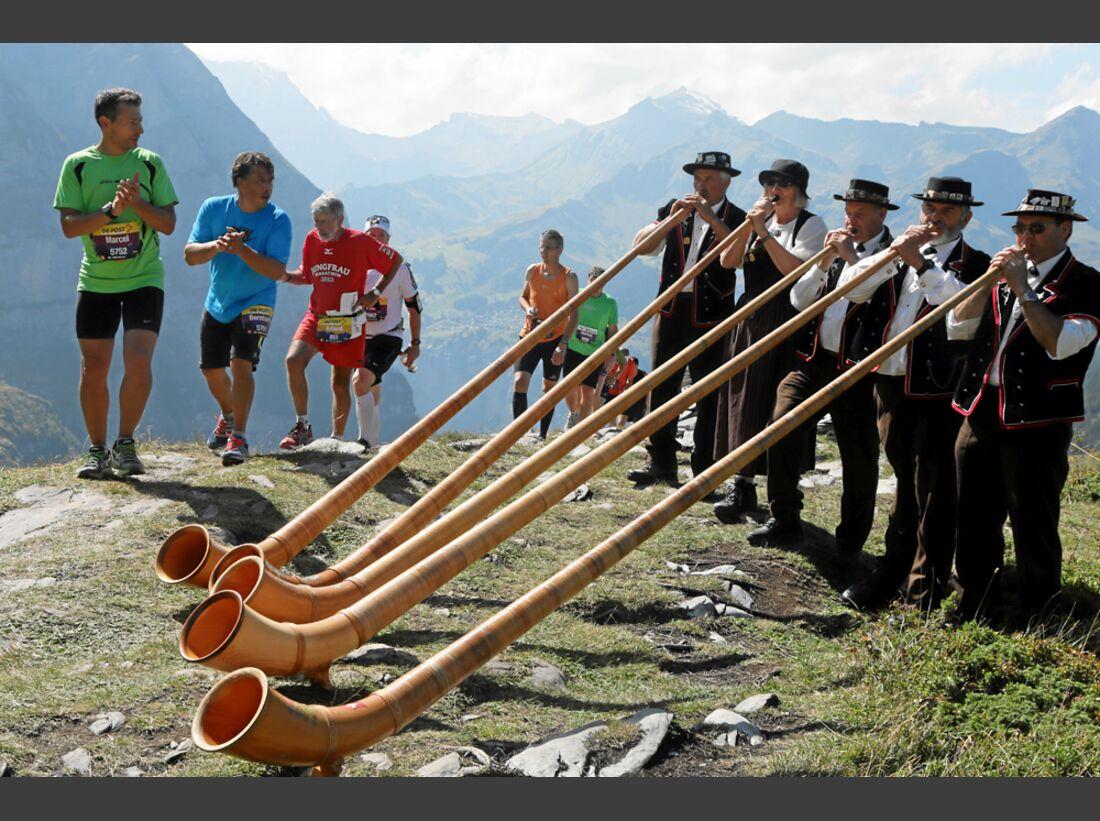 Die schönsten Bilder vom Jungfrau Marathon 2012 32