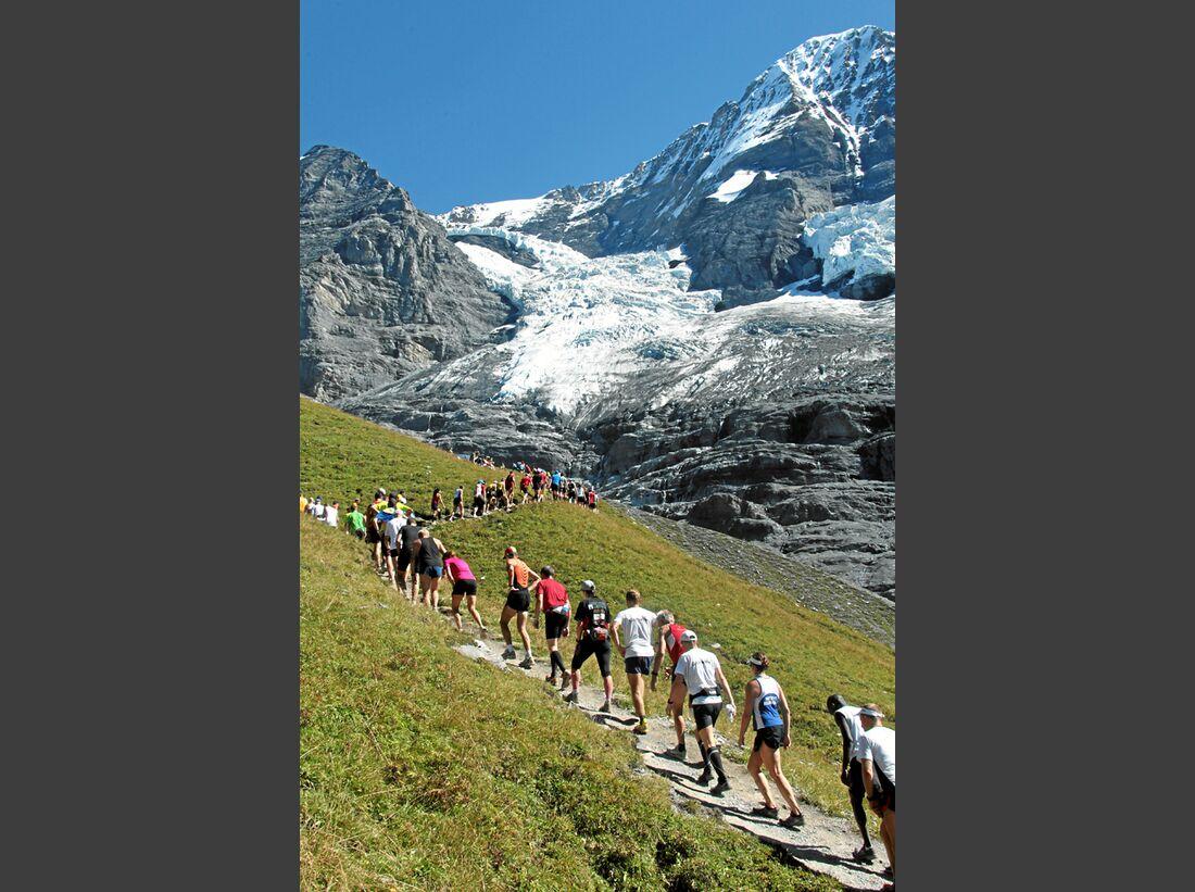 Die schönsten Bilder vom Jungfrau Marathon 2012 33
