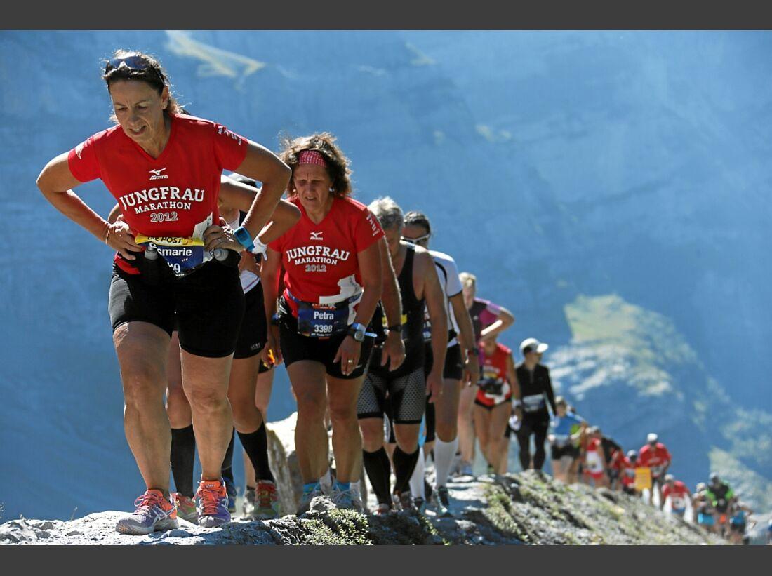 Die schönsten Bilder vom Jungfrau Marathon 2012 4
