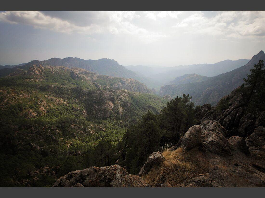 Fernwanderweg GR20 auf Korsika - Impressionen 11