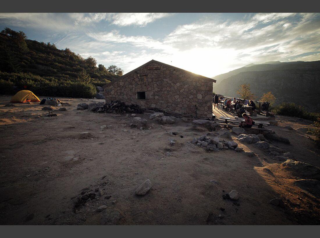 Fernwanderweg GR20 auf Korsika - Impressionen 21