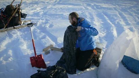 Fjällräven Polar 2013 - Full story
