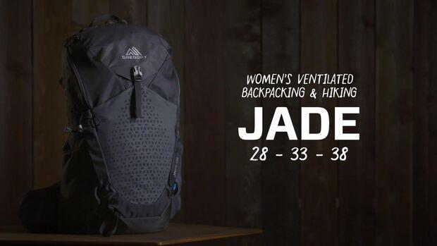 Gregory Jade Wanderrucksäcke für Frauen