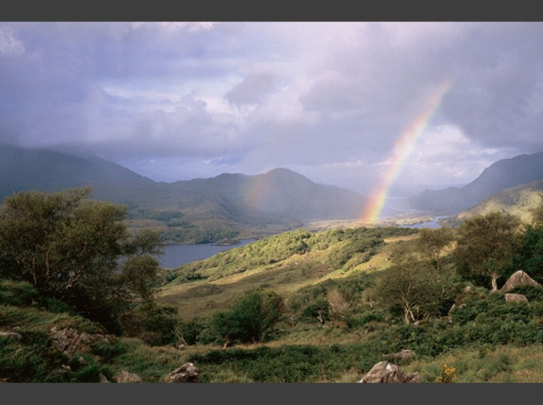 Impressionen aus Irland - Kerry Way 16