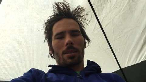 KL The Push - Tag 4: Ruhepause bei arktischem Wind
