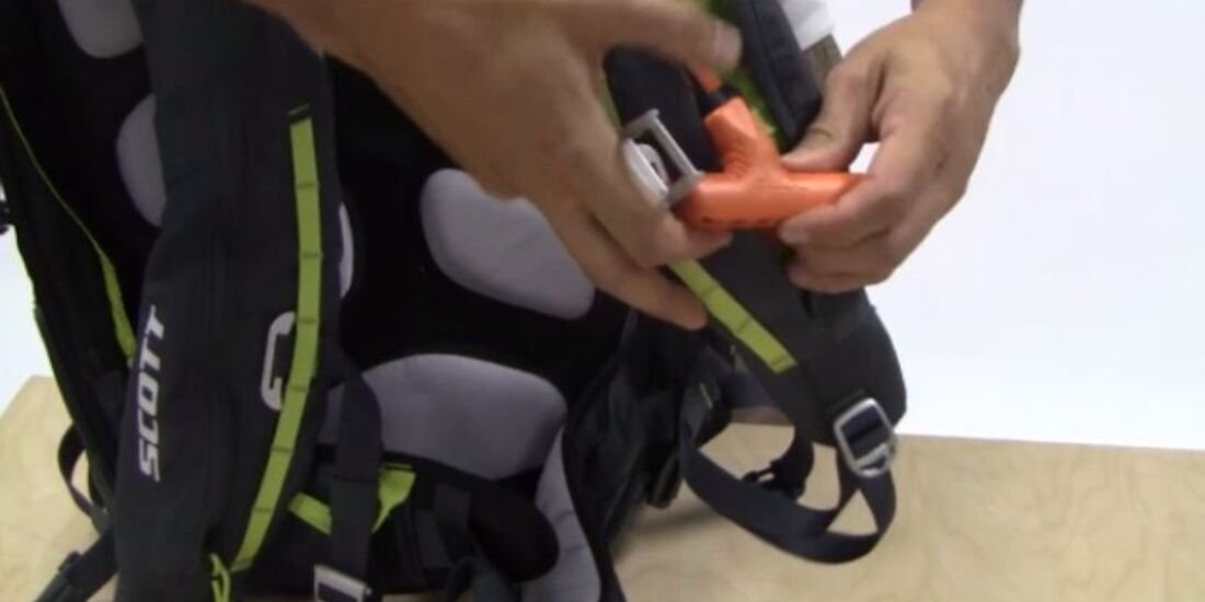 Lawinen-Airbag-Rucksack-Test - Alle Systeme