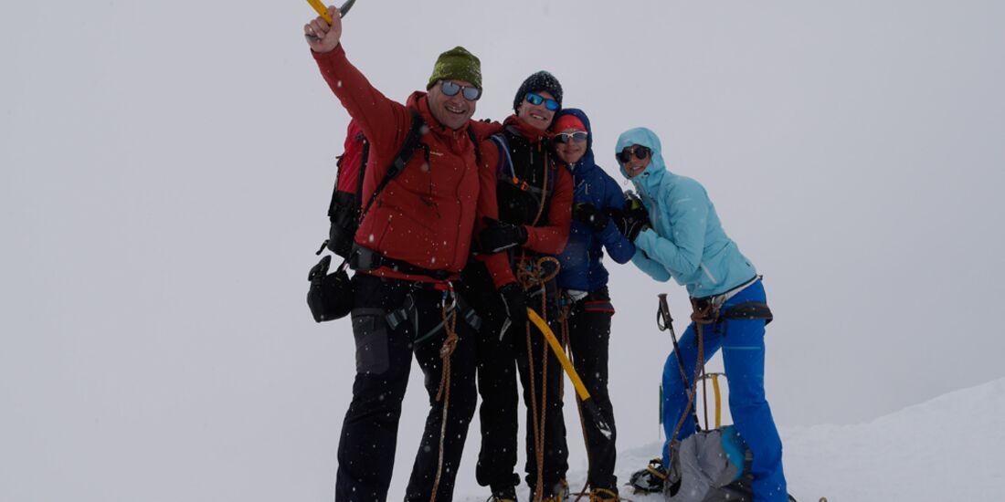 Leser Tour Days 2015 am Matterhorn 25
