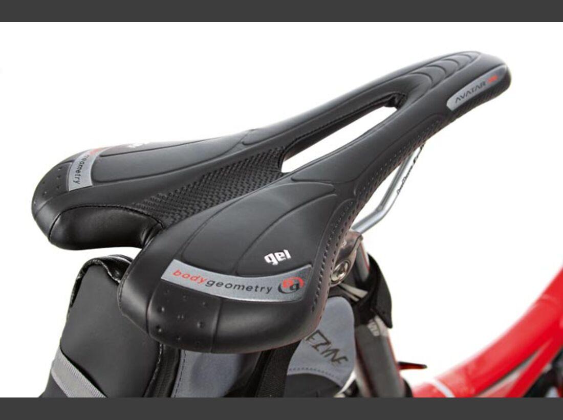 MB Bike Bequemer Sattel