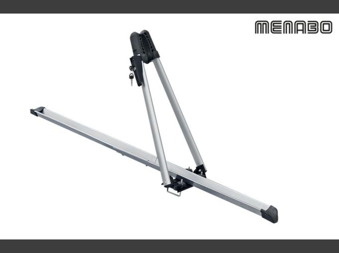 MB Fahrradträger Marktübersicht Dachträger 2016 Menabo Iron