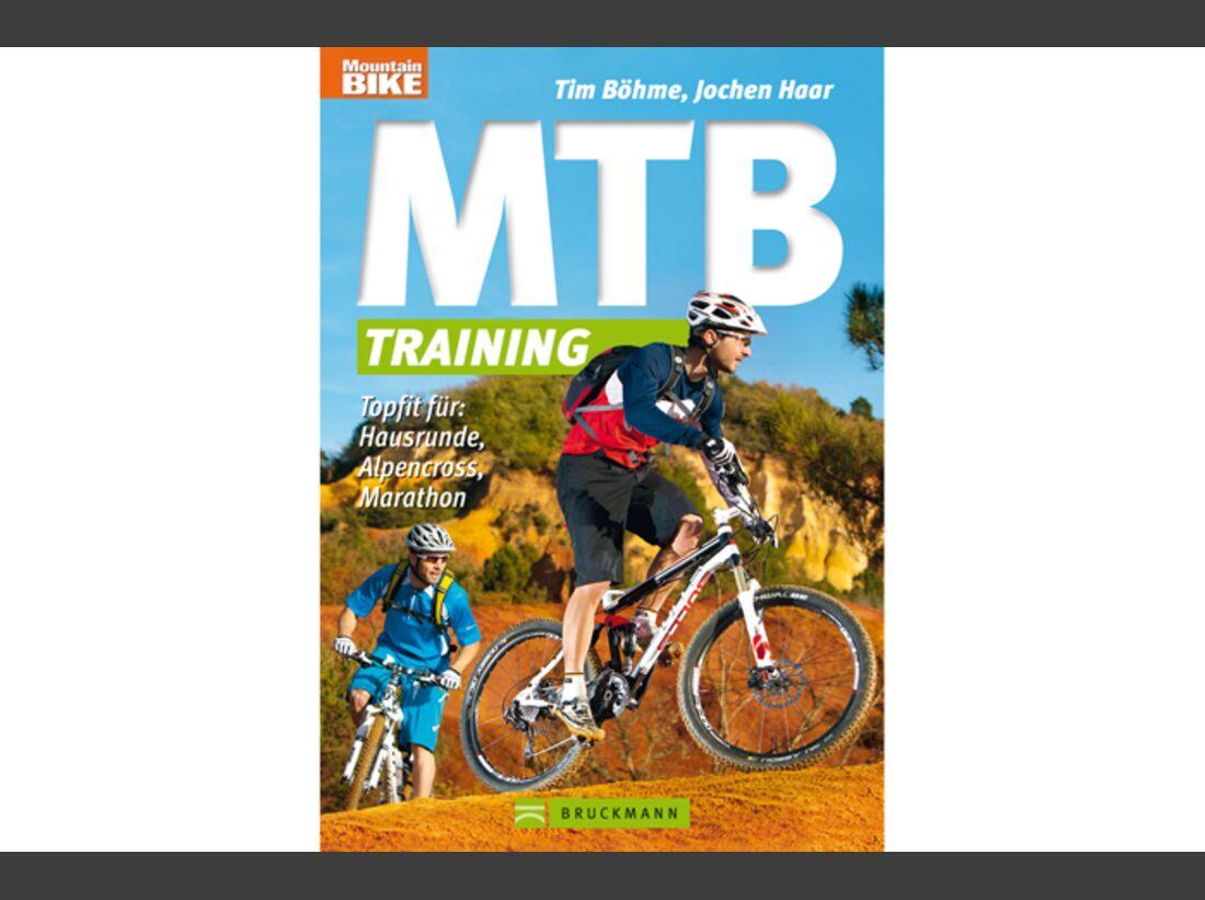 MB MTB-Training Buch Haar Böhme mit weißem Rand li/re