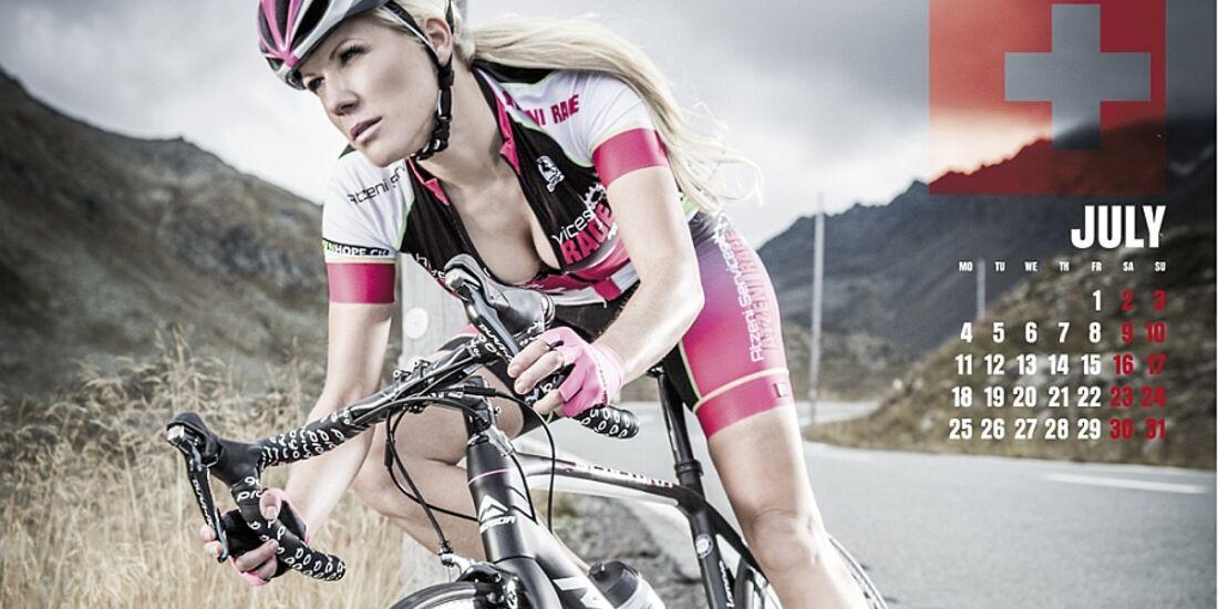 MB Sexy Cycling Kalender 2016 Teaserbild