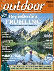 OD 0318 Titel März Heftcover outdoor