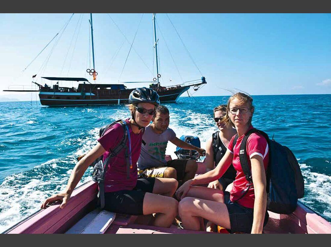 OD 0511 Türkei Lykische Halbinsel Küste