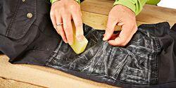 OD 0516 Basislager Instructor Wachs imprägnieren Kleidung Pflege Fjällräven Extra Portion