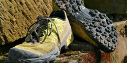 OD 0718 Tested on Tour La Sportiva Akyra