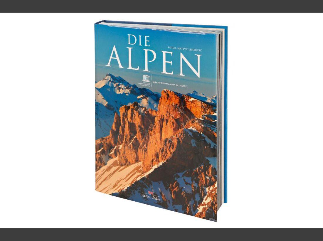 OD 0911 Buchtipp des Monats Alpen