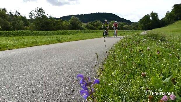 OD 0918 BW Special Hohenlohe Stadt-Land-Fluss_Mit dem Rad durchs Kochertal in Hohenlohe
