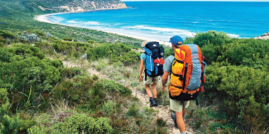 OD 1214 Australien Wandern Trekking