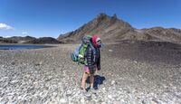 OD 1216 Patagonien Selbstversorger Gepäck Rucksack