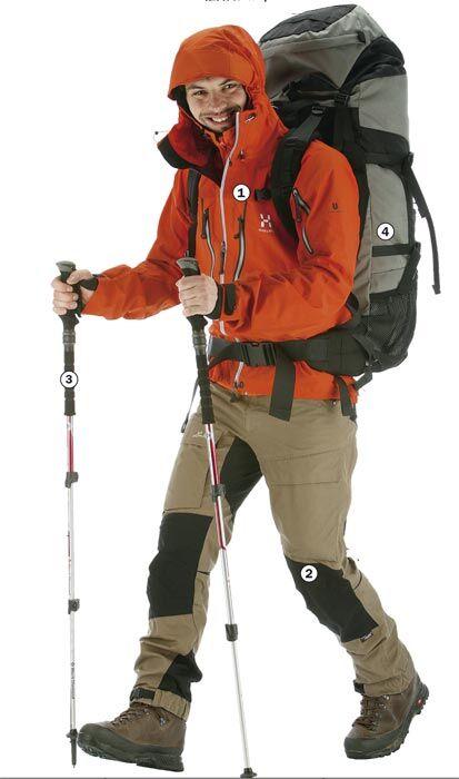 OD 2008 Outdoor-Ausrüstung Trekkingtouren Bild1