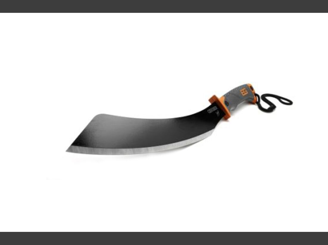 OD 2011 Equipment Gerber Bear Grylls Parang Machete