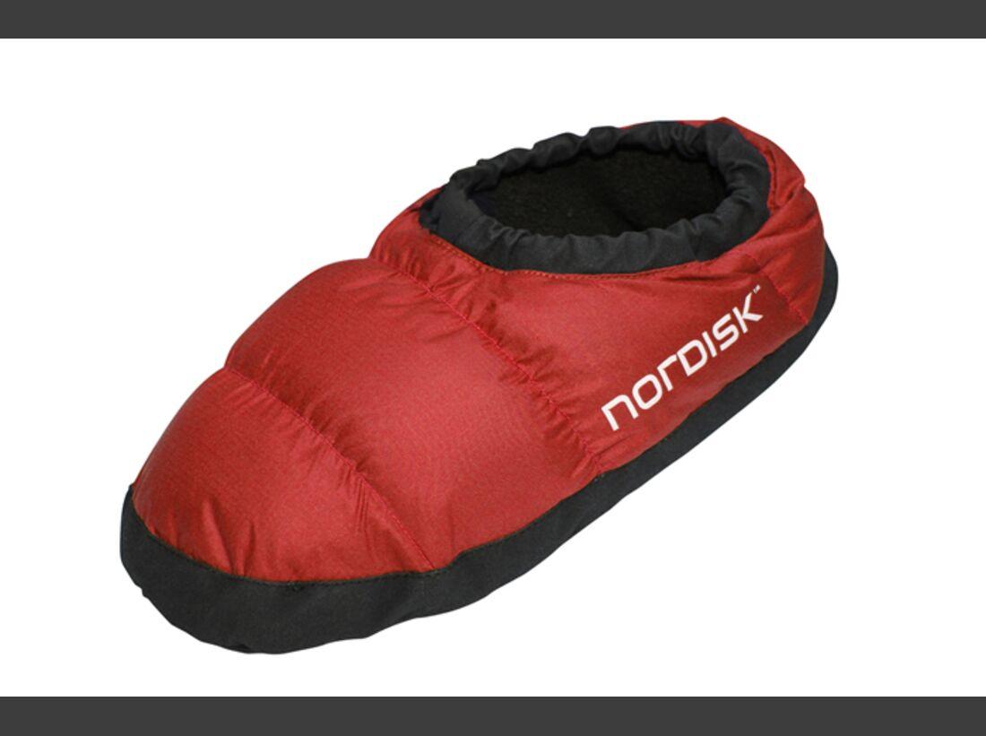 OD 2015 Weihnachtsgeschenke für Outdoorer Nordisk Mos Down Shoe