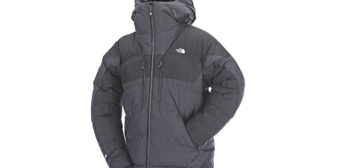 15775adc96 Testbericht: The North Face Summit L6 Jacket - outdoor-magazin.com