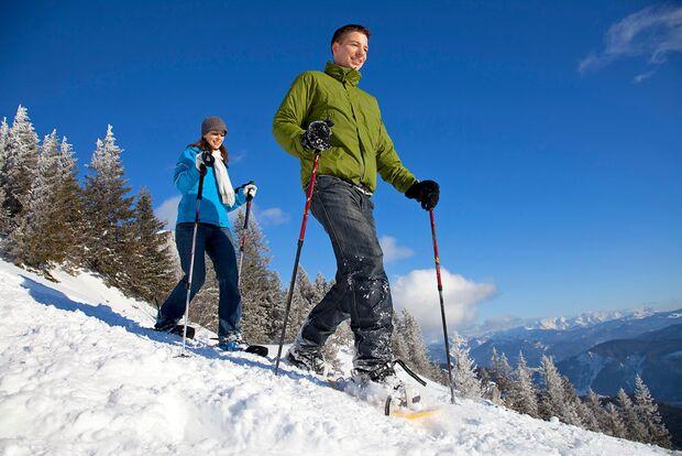 OD 2016 Bayern Winter Special Schneeschuh 2 Chiemsee- Alpenland Tourismus