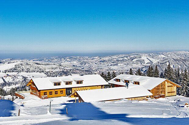 OD 2016 Bayern Winter Special Übernachten Alpe Hohenegg