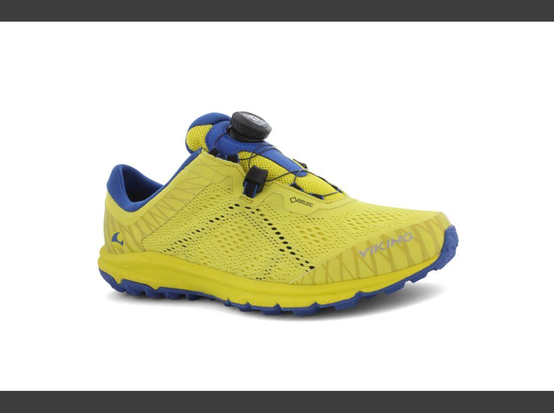 OD 2016 Messe Neuheit Trailrunning Schuh Viking Apex II GTX