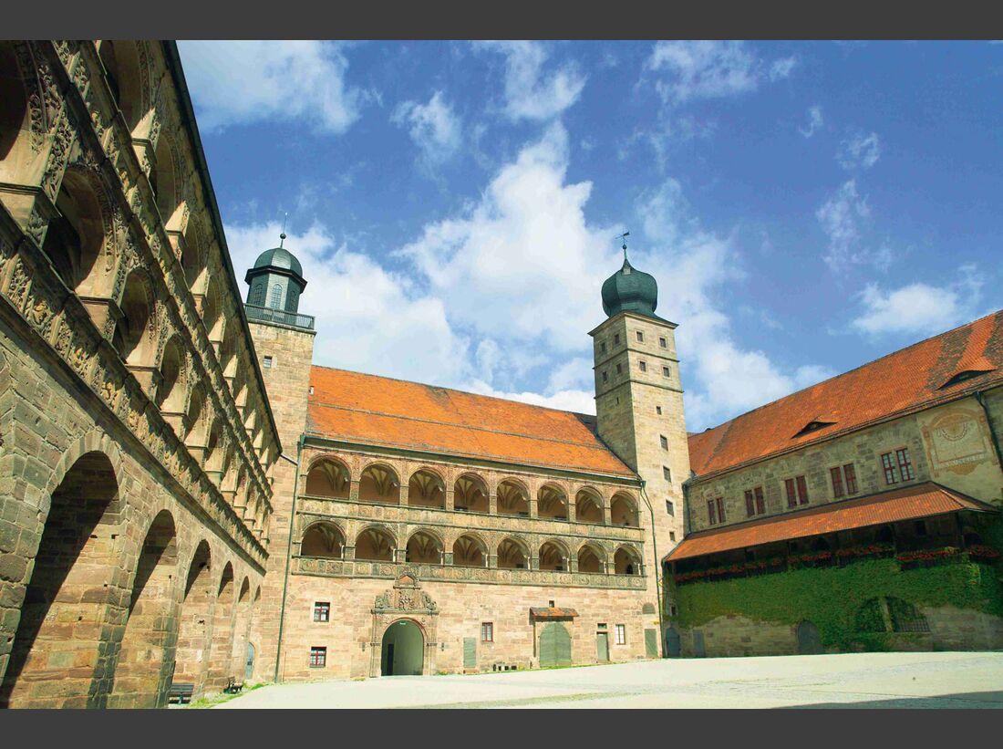 OD 2018 Mythos Bayern Sonderheft Frankenwald Plassenburg Kulmbach