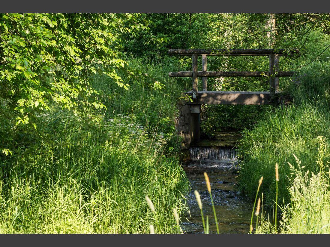 OD 2018 Mythos Bayern Sonderheft Frankenwald Waldsteg