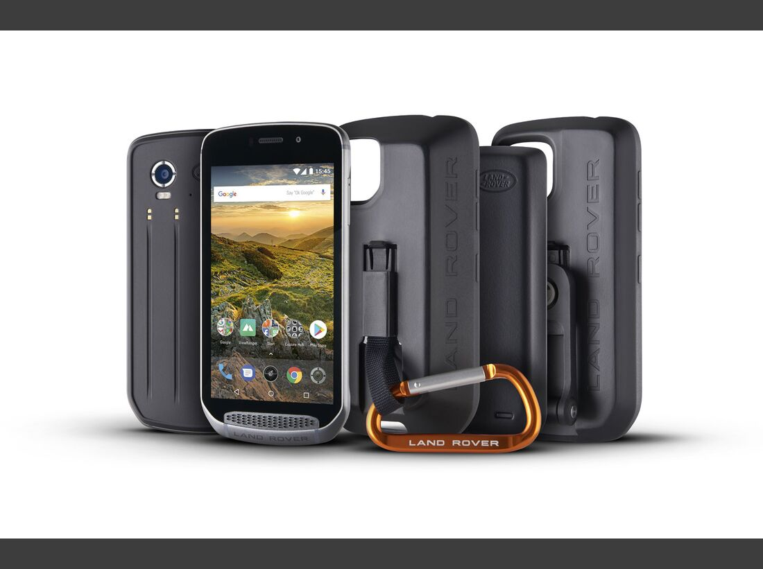 OD 2018 Outdoor Smartphone Land Rover Explore Adventure Pack