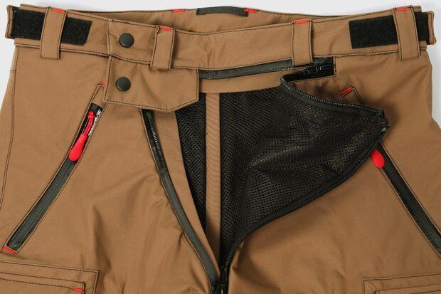 OD 2018 Q-Jeans Outback Zipper