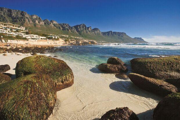 OD 2018 Südafrika Tafelberg 12 Apostels Camps Bay