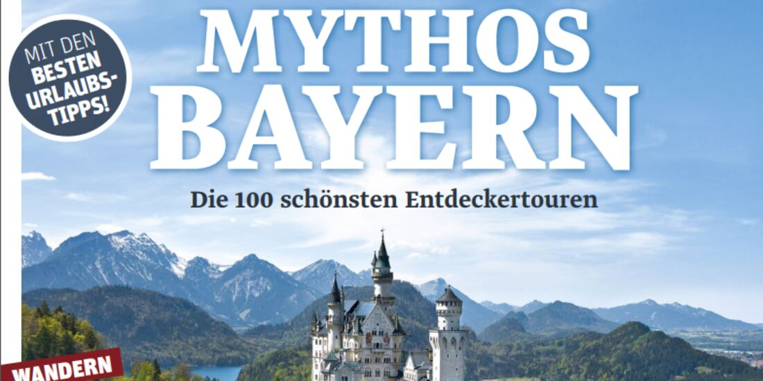 OD 2018 Touren-Special 2018: Mythos Bayern 42 Teaserbild
