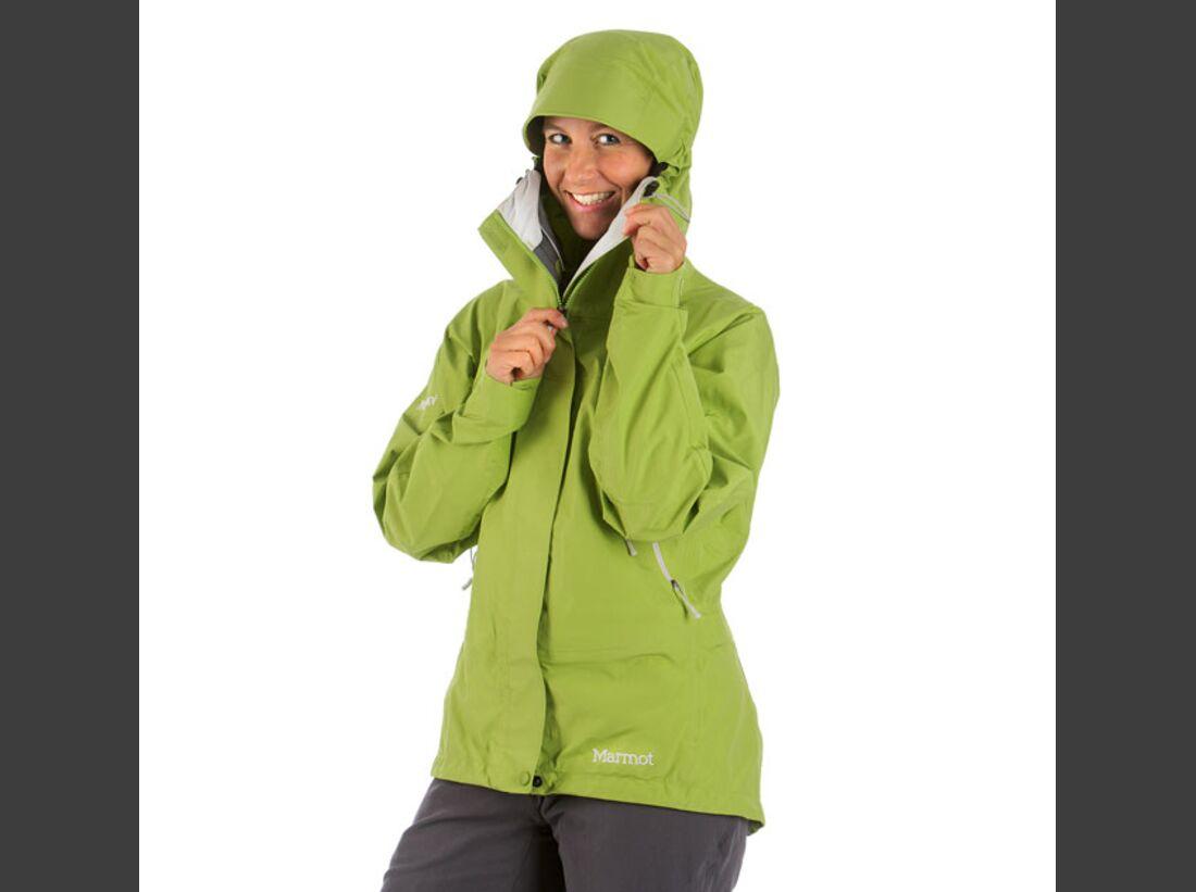 OD Funktionsjacken-Test - Marmot Fjell Jacket