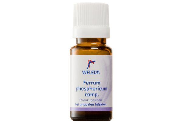 OD Gesundheit: Nase, Schnupfen Erkältung Ferrum
