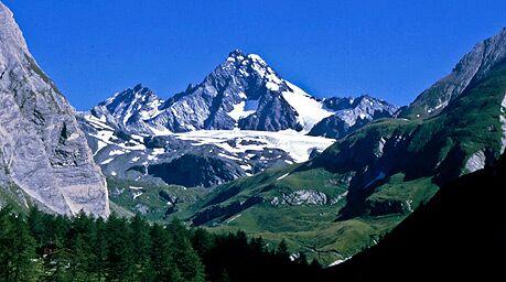 OD Großglockner Berge Alpen Bergtour pixelio